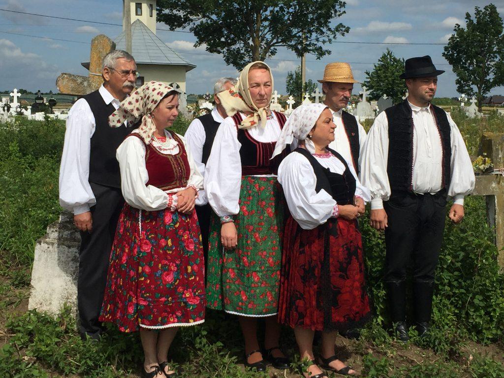 A bukovinai székelyek hányattatásait mutatja be a film