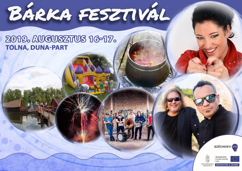 Bárka Fesztivál a megújult Alta Ripa Szabadidőparkban