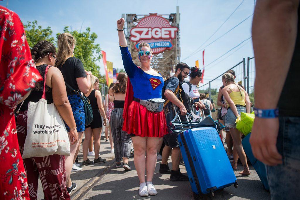 Kilenc headliner fellépő jut az idei Sziget fesztiválon