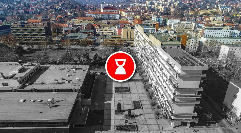 Megakadt a Zöld város projekt