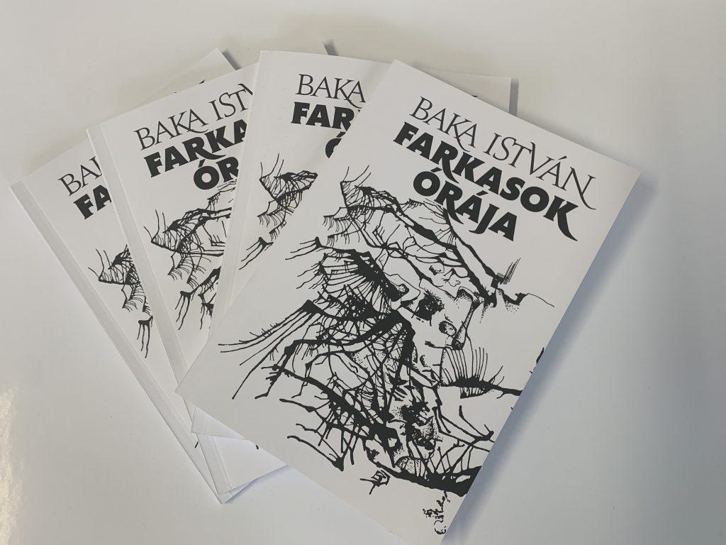 Újra kiadásra került Baka István verses kötete