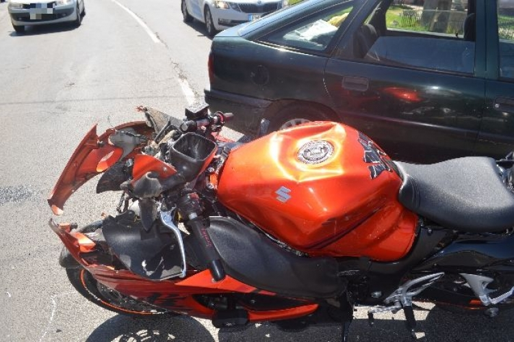 Meghalt egy motoros Tamási és Iregszemcse között