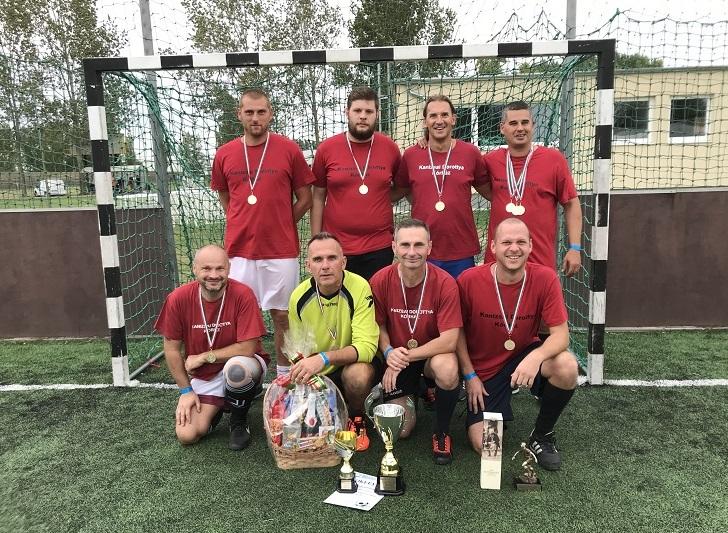 Sikeresen lezajlott a Balassa Kórházkupa Országos Futball Bajnokság!