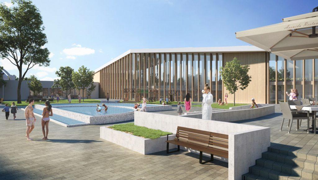 Íme az új Rekreációs Központ tervei!