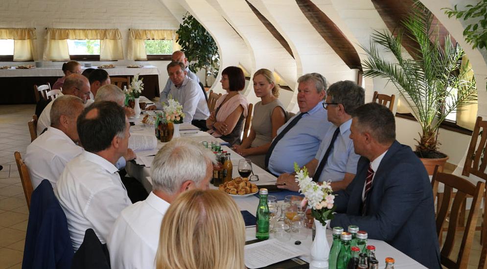 Megalakult a Közép-Duna Menti Fejlesztési Tanács